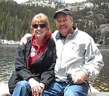 Bob and Marsha McOsker